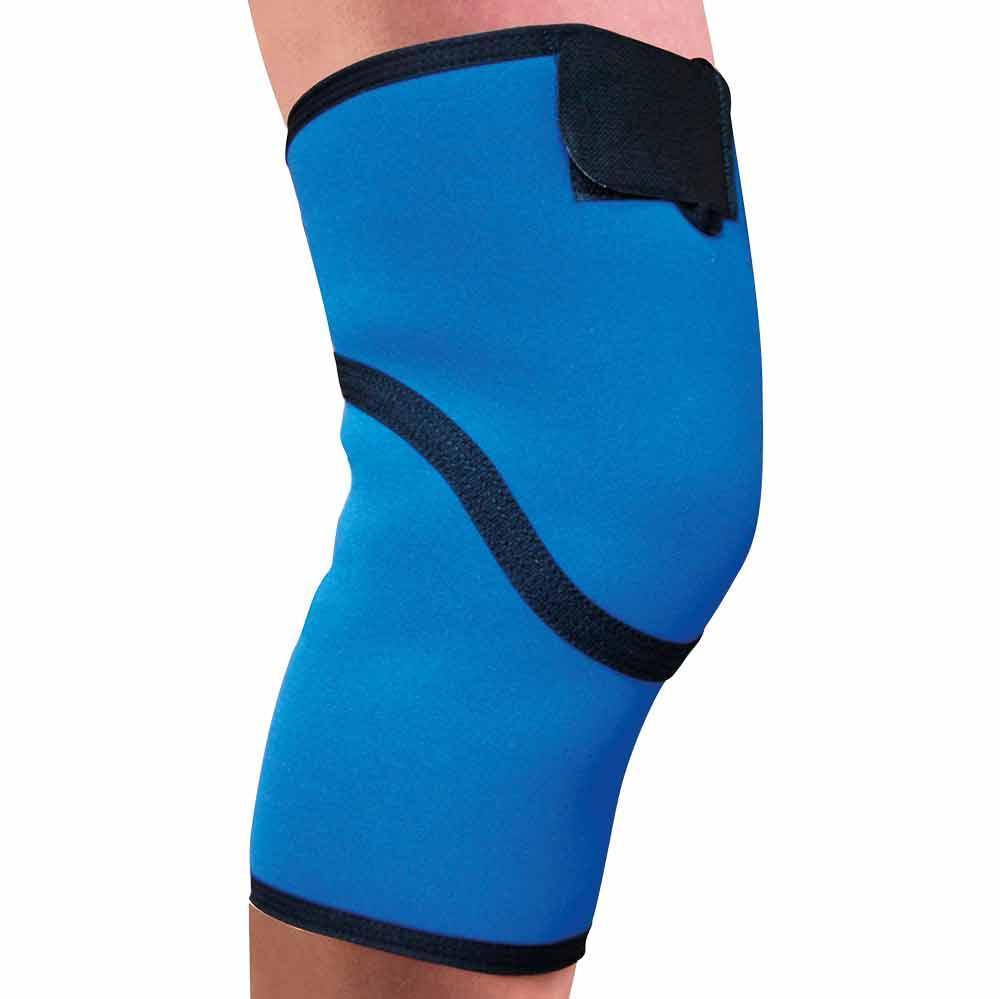 Бандаж коленного сустава неопреновый сплошной, р. 5-6, 4036-2