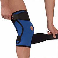 Ортез коленного сустава неопреновый с широкой окутывающей частью, р. 1, 4053-1