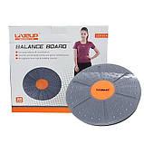 Баланс-борд пластиковый LiveUp Balance Board, фото 3