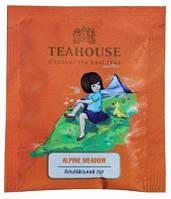 Чай пакетований Teahouse в індивідуальній упаковці Альпійський луг 50 шт.