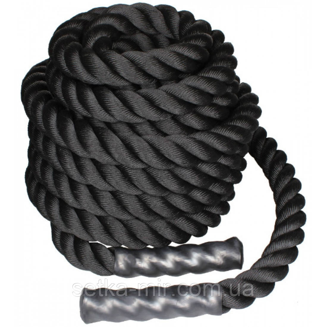 Канат для кроссфита LiveUp Battle Rope, 6 м