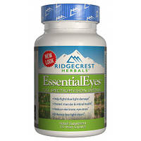 Комплекс для Защиты и Улучшения Зрения RidgeCrest Herbals EssentialEyes (120 желевых капсул)