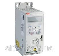 Частотный Преобразователь ABB ACS150 0,75 кВт 1ф