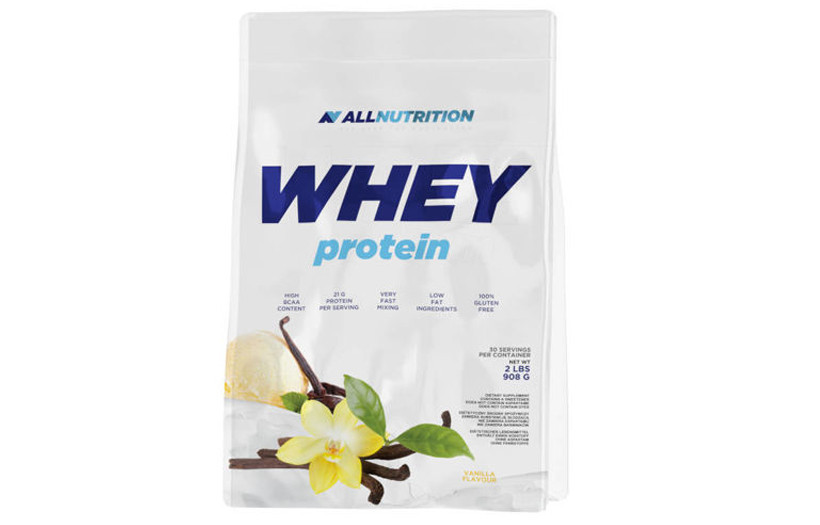 Протеин All Nutrition Whey Protein (900 г)