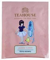 Чай пакетированный Teahouse в индивидуальной упаковке Цветок жасмина 50 шт.