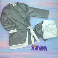 Медицинский блузон, ТМ ZORYANA «Мари»