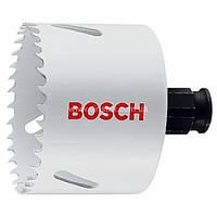Коронка биметаллическая BiM click 22x155 Bosch