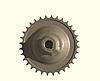 Звезда Z-32 t-19. 05 верхнего вала загрузочного шнека