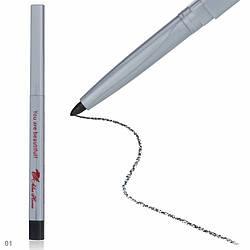 Карандаш механический для глаз и губ APN-100 № 1 Black