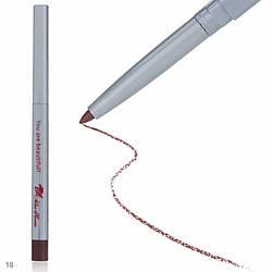 Карандаш механический для глаз и губ APN-100 № 18 Nutmeg