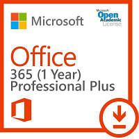 Офисное приложение Microsoft Office 365 ProPlus for faculty 1 Year Academic (35eb491f_1Y)