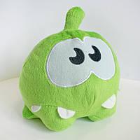 Мягкая игрушка Om Nom (Ам Ням) грустный