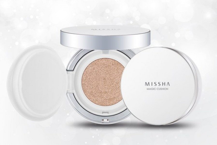 Кушон Missha Magic Cushion SPF50+ PA+++ 23 тон
