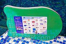Дошка для плавання 36,5*26,5*2,5 см
