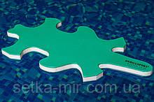 """Доска для плавания """"Крокодил"""" 55*29*2,5 см"""