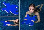 """Доска для плавания """"Лягушка"""" 42*27,5*2,5 см, фото 2"""