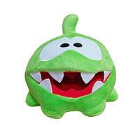 Мягкая игрушка Om Nom (Ам Ням) с открытым ртом