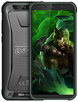 "Blackview BV5500 Pro green IP68, 3/16 Gb, 5.5"", MT6739, 3G, 4G, NFC"