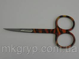 Ножницы маникюрные для кутикулы (узкие) NAIT STS 0178-4. Термичеки обработанные!