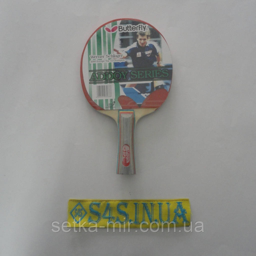 Ракетка для настільного тенісу Butterfly WernerSchlager