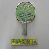 Ракетка для настільного тенісу Butterfly WernerSchlager, фото 2