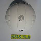 Мяч волейбольный Mikasa G14 White, фото 2