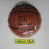 М'яч баскетбольний PU Spalding Superior, SP-TF1000R,смужка,розмір 7,помаранчевий, фото 2