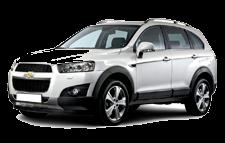 Тюнинг Chevrolet Captiva 2011-2013