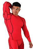 Компрессионная футболка BERSERK DYNAMIC red (размеры в ассортименте), фото 3