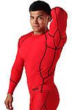 Компрессионная футболка BERSERK DYNAMIC red (размеры в ассортименте), фото 5