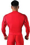 Компрессионная футболка BERSERK DYNAMIC red (размеры в ассортименте), фото 6