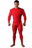 Компрессионная футболка BERSERK DYNAMIC red (размеры в ассортименте), фото 7