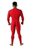 Компрессионная футболка BERSERK DYNAMIC red (размеры в ассортименте), фото 8