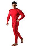 Компрессионная футболка BERSERK DYNAMIC red (размеры в ассортименте), фото 9