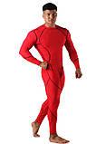 Компрессионная футболка BERSERK DYNAMIC red (размеры в ассортименте), фото 10