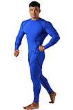 Компрессионная футболка BERSERK DYNAMIC blue (размеры в ассортименте), фото 8