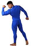 Компрессионная футболка BERSERK DYNAMIC blue (размеры в ассортименте), фото 10