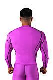 Компрессионная футболка BERSERK DYNAMIC violet (размеры в ассортименте), фото 6