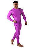 Компрессионная футболка BERSERK DYNAMIC violet (размеры в ассортименте), фото 10