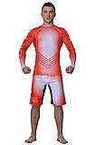 Рашгард MMA BERSERK Pro Fight red (размеры в ассортименте), фото 5