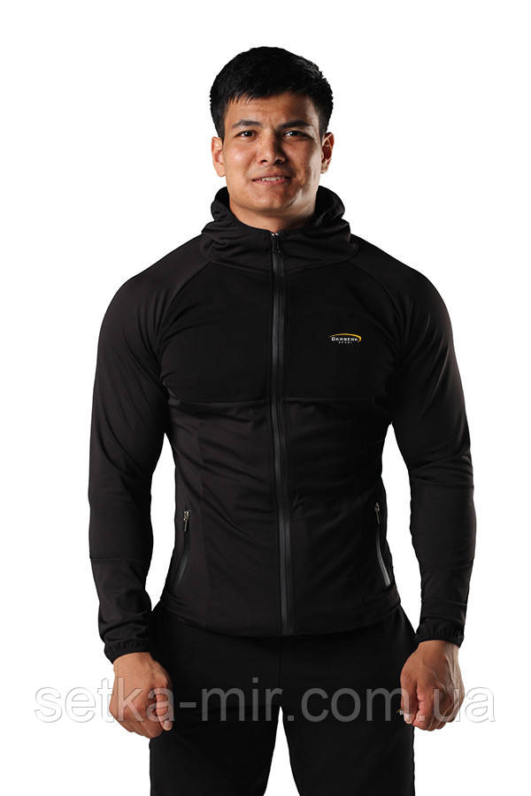 Худи BERSERK EVOLUTION FIT black
