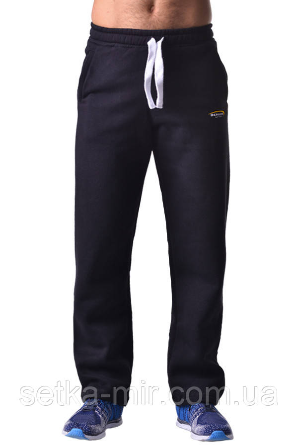 Спортивные штаны BERSERK PRAGMATIC black (с начесом)