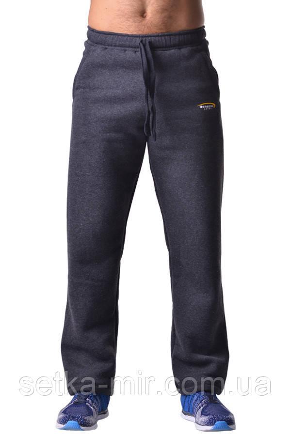 Спортивные штаны BERSERK PRAGMATIC dark grey (с начесом)