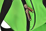 Сумка спортивная BERSERK MOBILITY neon green, фото 9