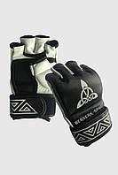 Перчатки BERSERK SCANDI-FIGHT 4 oz black/white (размеры в ассортименте)