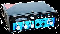 Усилитель Звука UKC SN-666BT - Bluetooth + Караоке + Пульт, фото 1