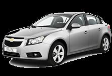 Тюнинг Chevrolet Cruze Hatchback 2011-2012