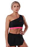 Топ BERSERK AMAZON black/pink (розміри в асортименті), фото 2
