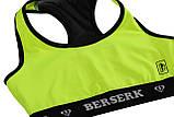 Топ BERSERK SWIFTLY TECH lime (размеры в ассортименте), фото 6