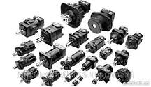 Гидромоторы для комбайнов Denison, Kawasaki, Sauer Danfoss, Linde,  Vivoil, Marzocchi, B&C.